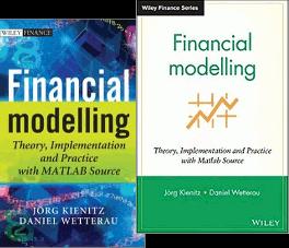 Buchcover Jörg Kienitz & Daniel Wetterau: financial Modelling - MATLAB